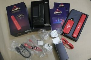 Electric Jukebox Music System RED