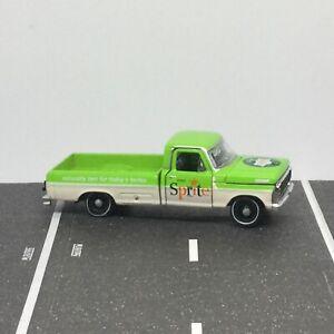 M2 Machines Haulers Sprite 1967 Ford F-100 Cab Truck Loose