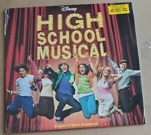 DISNEY High School Musical ORIGINAL SOUNDTRACK VINYL LP