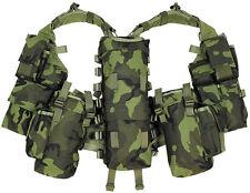 Tactical Military Czech Vz.95,M95 Camo Pattern Battle Combat Vest