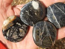 1 x Polished Picasso Jasper Palmstone. Ref:MQ2.PJP Minerals Crystals