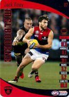 ✺New✺ 2020 MELBOURNE DEMONS AFL Card JACK VINEY Teamcoach