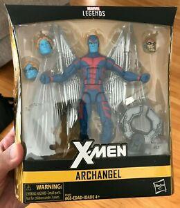 """Marvel Legends 6"""" Deluxe Archangel X-Men X-Force New Sealed Apocalypse Horseman"""