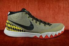 1576d3c4a3315 CLEAN KYRIE 1 Warhawk PROMO SAMPLE PE NIKE Academy Bamboo Black Size 14