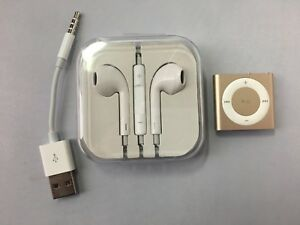 NEW Apple iPod shuffle 4th Generation 2GB (latest model) Assorted colors