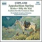 Copland: Rodeo/Billy the Kid, CD | 0730099528221 | Acceptable