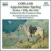 Copland: Rodeo/Billy the Kid, , Very Good CD