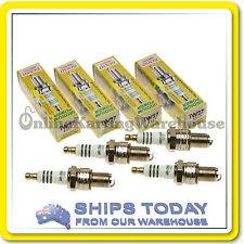 SPARK PLUG NIPPON DENSO IW27 RACING SPARK PLUGS - 4 PACK suit Go Kart etc - NEW!