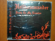 Hellkommander - Death to My Enemies Old School Braz. Thrash original first press