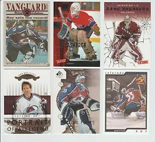 Patrick Roy 1996-97 SCORE SAMPLE CARD SP AUTHENTIC SPECIAL FORCES & OTHERS