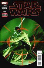 Star Wars #6 1st Print 1st Sana Solo Marvel Comics 2015