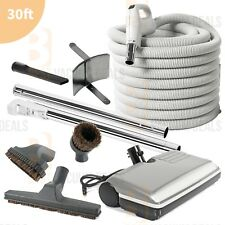 Electrolux 30' ft Central Vacuum Hose Powerhead Vac kit
