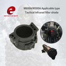 Flashlight IR Filter M300/M600 IR Tactical M300 Infrared IR Filter Diameter 25mm