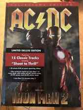 AC/DC - IRON MAN 2-COLLECTOR'S EDITION-CD/DVD- new sealed RARE Collectible