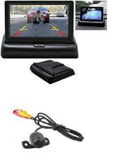 KIT TELECAMERA MONITOR TFT LCD 4.3 RETROMARCIA RETROCAMERA FURGONE CAMPER AUTO