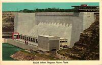Vintage Postcard - Niagara Falls - Robert Moses Power Plant New York NY #1821
