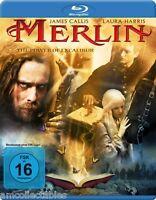 Blu-Ray - Merlin - The Potenza Di Excalibur - Nuovo/Originale