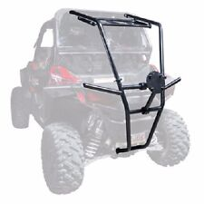 Tusk Rear Bumper Cargo Rack POLARIS RZR S 900 2015-2020 tire carrier mount 900s