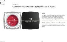 e.l.f. studio CONDITIONING LIP BALM #82446 ROMANTIC ROUGE