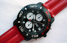 Audi RS4 RS6 RS8 RS S Line Sport Accessory Motorsport Racing Chronograph Watch