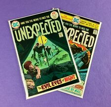 """Unexpected Lot: 2-Bk- # 166 and #167 !  """"The Evil Eyes of Night!"""""""
