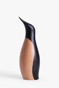 Architectmade Hans Bunde Beech Wood Penguin, Small 18cm H