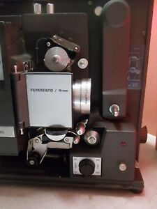 Bell & Howell Filmosound /16mm Motion Picture, Sound Projector, Model 1535