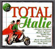 RARE 4 CD / TOTAL ITALIE / 60 TITRES BEST OF (ALBUM ANNEE 2002) CELENTANO ...