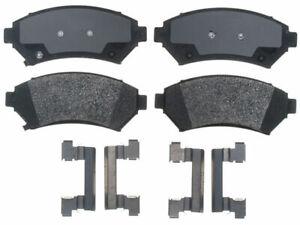 Front AC Delco Brake Pad Set fits Pontiac Bonneville 2000-2005 15VTTY