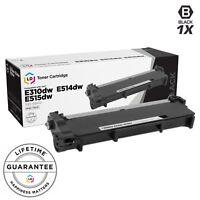 LD © Comp Black Cartridge for Dell Toner 593-BBKD P7RMX 593BBKD E515DN E515dw