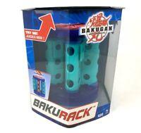 Bakugan Battle Brawlers Blue BAKURACK Carrying Case Holder 2008 Spinmaster NIB