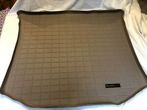 WeatherTech Rear Cargo Area Liner for Jeep Grand Cherokee Part # 41469 Tan