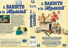 IL BANDITO E LA MADAMA (1977) vhs ex noleggio