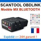 Pack: ELM327 16 bits (OBDLink MX BLUETOOTH) + Logiciel OBDwiz version française