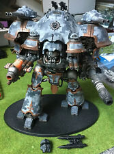 Warhammer 40K - Imperial Knights - Knight Castellan (REF 1) - WELL PAINTED - Exc