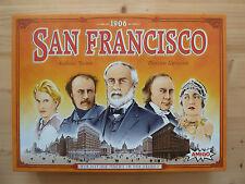 """1906: SAN FRANCISCO (TOP-Z.) - Wanted: Investitionen, Prestige & Vitamin """"B""""!"""