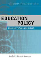 Education and Labour Party Ideologies 1900-2001and Beyond (Woburn Education Seri