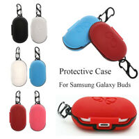 Silicone Case Protective Cover Earphones Pouch For Samsung Galaxy Buds 2019 AU