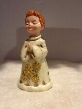 Josef Originals Porcelain Angel with Yellow robe - It4692