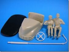 The Parts Box 1/25 Dodgem Car Body Parts with Happy Couple