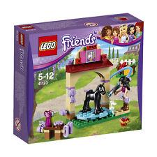 LEGO® Friends 41123 Waschhäuschen für Emmas Fohlen NEU_ Foal's Washing Station
