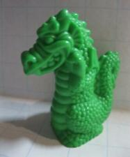 VTG Fisher Price Great Adventures Castle GREEN DRAGON McDonalds Happy Meal 1995