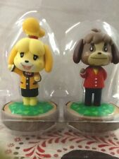 amiibo nuovi serie Animal Crossing New Leaf Fuffi e Fofò