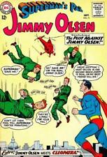 SUPERMAN'S PAL JIMMY OLSEN #71 FA, DC Comics 1963 Stock Image, Low Grade!
