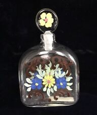 "SALIR BUCCELLATI ITALY_PERFUME BOTTLE_WITH STOPPER_SIGNED ""SALIR""_SHIPS FREE"