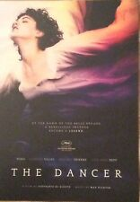 Promotional Movie Flyer For The Dancer Soko, Lily Rose Depp