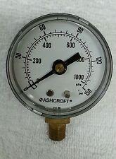 Ashcroft 20W1005PH 01L Dresser Instruments 0/150 psi/kpa Pressure Gauge - NOS