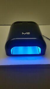 36W UV Nail Lamp Dryer MelodySusie UV Gel Nail Polish Tested Works!