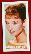 AUDREY HEPBURN - Card # 01 individual card, issued by Redsky in 2011