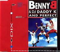 Benny B & DJ Daddy K And Perfect Maxi CD Dix, Neuf, Huit... - France (EX/VG+)